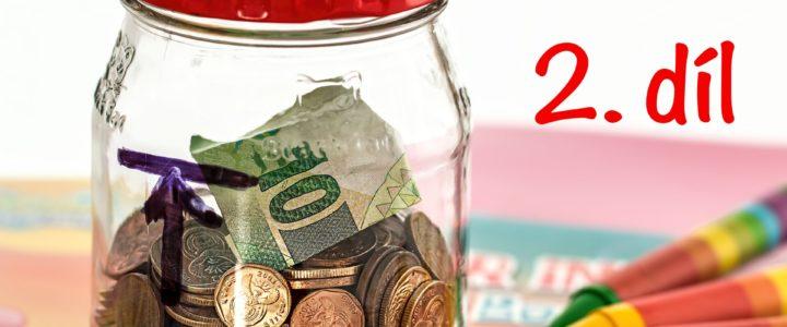 Seriál o investování – termínované vklady a účty