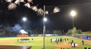 Rok 2018 a mistři baseballové ligy, Arrows Ostrava