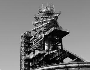 Bolt tower v Ostravě